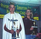2002 Sturgeon King & Queen