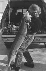Todd Zeller - 2001 Black Lake Sturgeon King